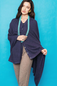 New Luxurious Cashmere Cape