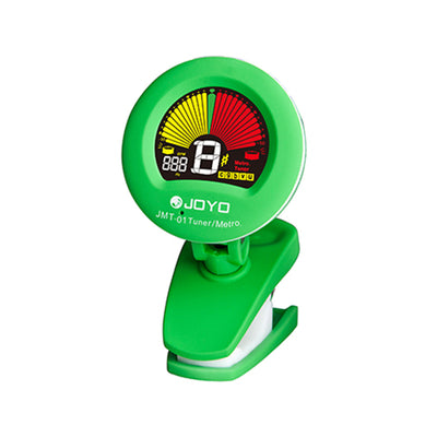 JOYO JMT-01 Clip-on Tuner and Metronome, Pink