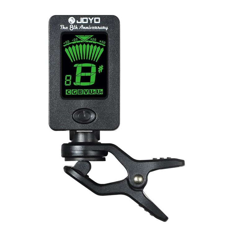 JOYO JT-01 Professional Clip-On Tuner