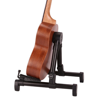 Guitar Folding A-Frame Stand, Black