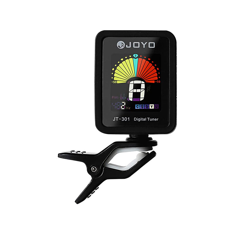 JOYO JT-301 Clip-on Tuner and Metronome