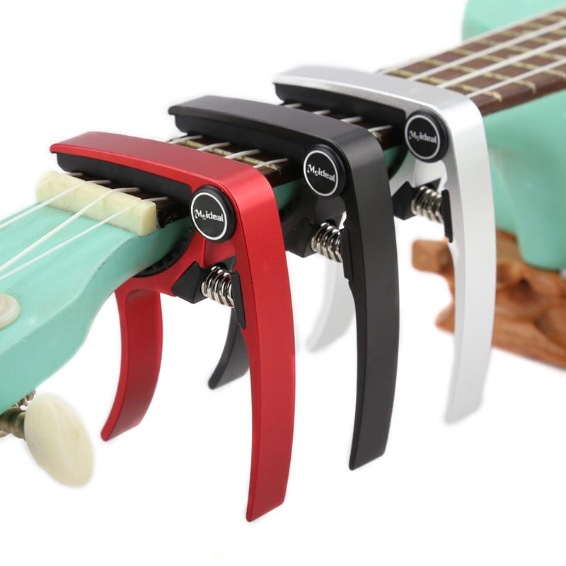 MC20U Quick-Change Capo for Ukulele