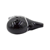 Ceramic Ocarina 12 Holes Alto C, Black