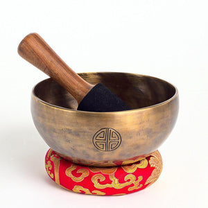 Full Moon Singing Bowl-Gifts, Meditation Accessories, Singing Bowls, Yoga Accessories-