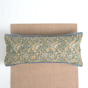 Load image into Gallery viewer, Gaia Yoga Pillow-Yoga-Block Printed, Yoga Pillows-