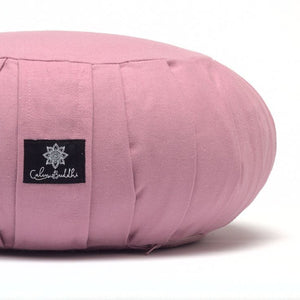 Round Meditation Cushion - Blush