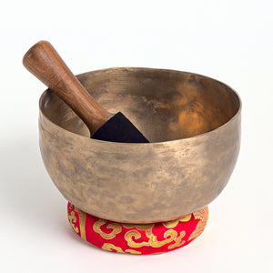 Thado Bati Singing Bowl-Gifts, Meditation Accessories, Singing Bowls, Yoga Accessories-