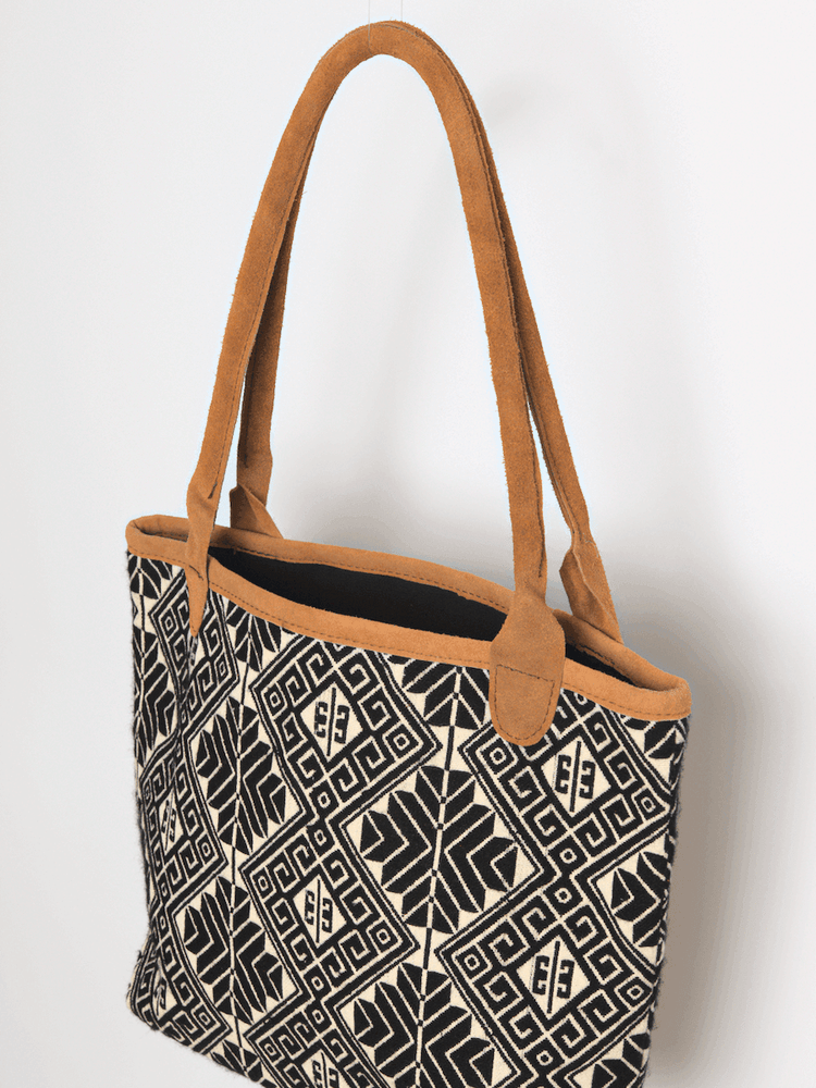 Load image into Gallery viewer, Woven hand bag-Handbags-