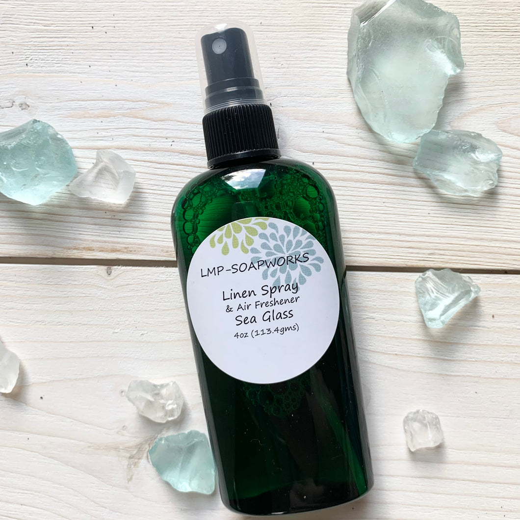 Sea Glass Linen Spray