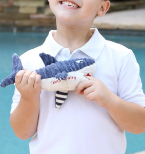 Shark Tooth Fairy Plush