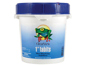"ClearView Tabits 1"" Tabs"