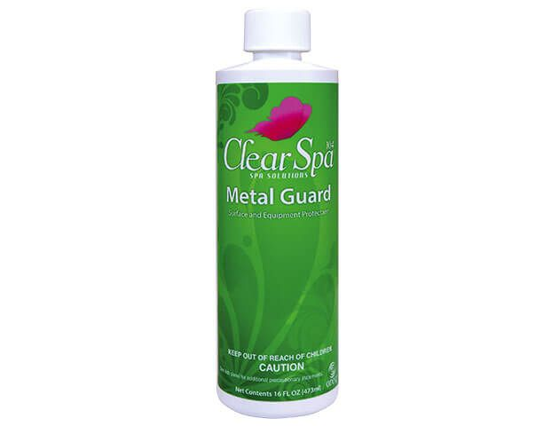 ClearSpa Metal Guard Pint (Item # CSLMGPT12)