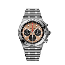 Load image into Gallery viewer, Breitling Chronomat B01 Copper AB0134101K1A1