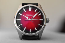 Load image into Gallery viewer, H.Moser & Cie. PIONEER CENTRE SECONDS SWISS MAD RED
