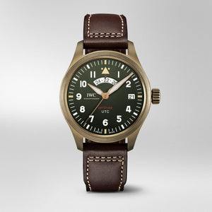"PILOT'S WATCH UTC SPITFIRE EDITION ""MJ271"" IW327101"