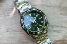 Load image into Gallery viewer, Seiko Grand Seiko Sport Collection Spring drive GMT Green SBGE257
