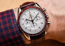 "Load image into Gallery viewer, Omega Speedmaster Tokyo Olympics 2020 ""Rising Sun"" 522.30.42.30.06.001"