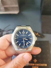 Load image into Gallery viewer, Vacheron Constantin Overseas Gen 2 Blue dial 340 Limited piece. Super Rare
