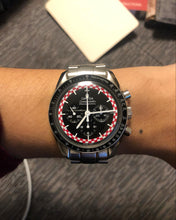 Load image into Gallery viewer, OMEGA Speedmaster Red and White Racing aka Tintin 311.30.42.30.01.004