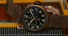 Load image into Gallery viewer, Zenith Pilot Type 20 Chronograph Cohiba Limited Edition 29.2432.4069/27.C794
