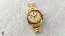 Load image into Gallery viewer, Omega Speedmaster Apollo 11 50th Anniversary Gold 310.60.42.50.99.001