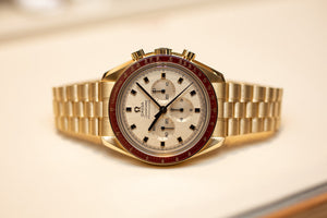 Omega Speedmaster Apollo 11 50th Anniversary Gold 310.60.42.50.99.001