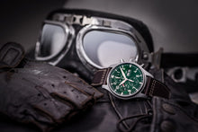 Load image into Gallery viewer, IWC PILOT'S CHRONOGRAPH RACING GREEN LIMITED EDITION IW377726