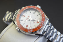 Load image into Gallery viewer, Omega Seamaster Planet Ocean 600m Orange on Steel 215.30.44.21.04.001