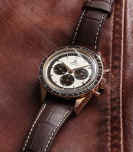 Load image into Gallery viewer, Omega Speedmaster First Omega In Space Sedna Gold 311.63.40.30.02.001