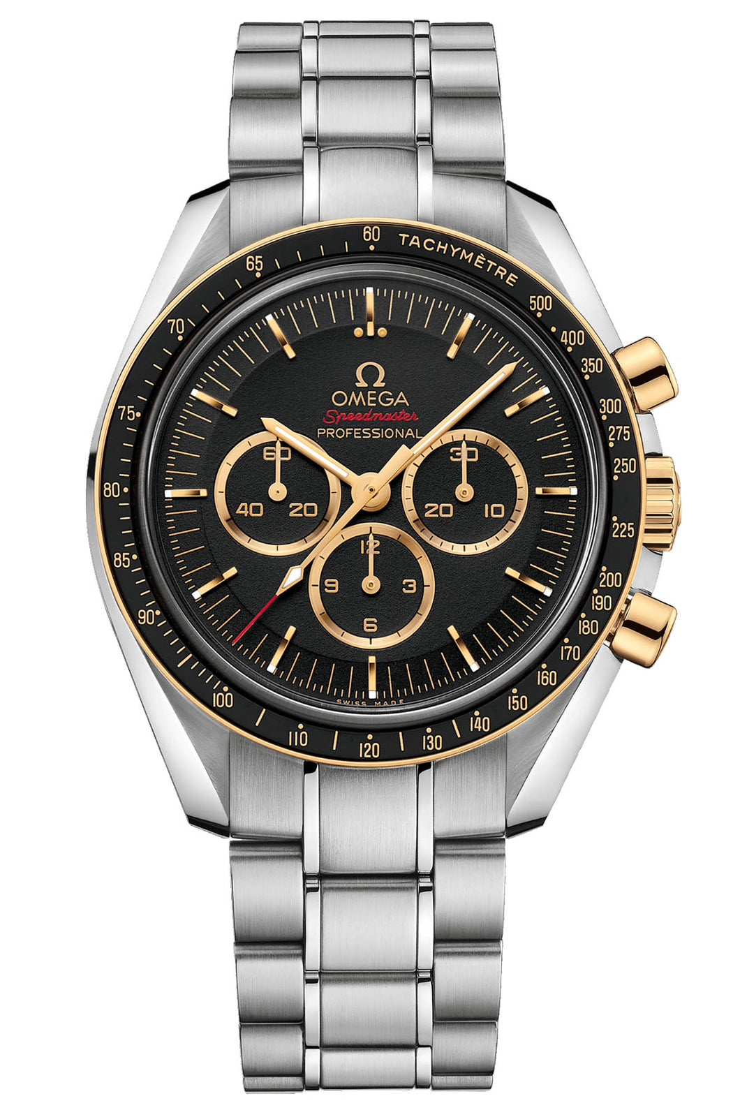 Omega Speedmaster Tokyo Olympic 2020 Black and Yellow 522.20.42.30.01.001
