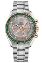 Load image into Gallery viewer, Omega Speedmaster Tokyo 2020 Green Bezel 522.20.42.30.06.001