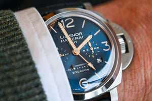Panerai LUMINOR EQUATION OF TIME - 47mm PAM00670