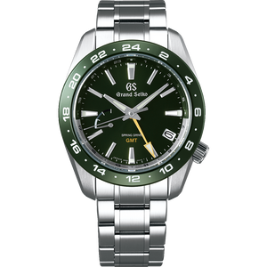 Seiko Grand Seiko Sport Collection Spring drive GMT Green SBGE257