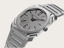 Load image into Gallery viewer, Bvlgari Octo Finissimo Grey 102713