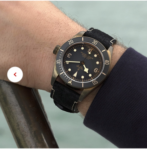 Tudor Black Bay Bronze M79250BA-0001