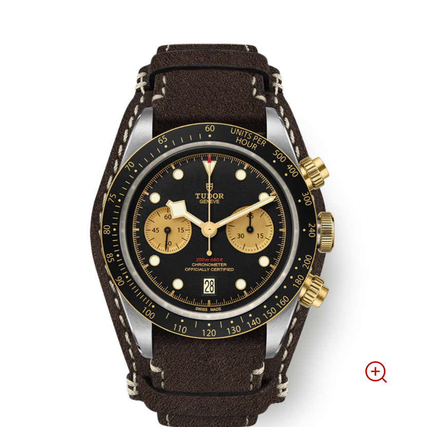 Tudor Black Bay Chrono S&G M79363N-0002