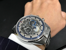Load image into Gallery viewer, Zenith CHRONOMASTER EL PRIMERO GRANDE DATE FULL OPEN  03.2530.4047/78.M2530