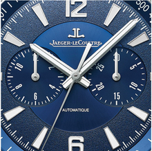 Load image into Gallery viewer, Jaeger-LeCoultre Polaris Chronograph Blue Q9028480