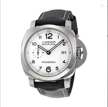 Load image into Gallery viewer, Panerai Luminor Marina 1950 White Dial 44 mm PAM00499