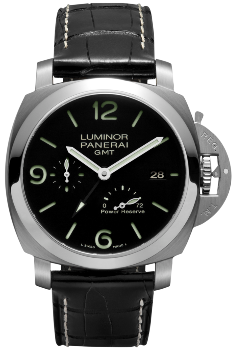 Panerai Luminor 1950 3 Days Gmt Power Reserve PAM00321