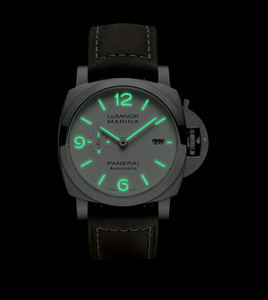 Panerai LUMINOR MARINA - 44MM PAM01314 White Dial