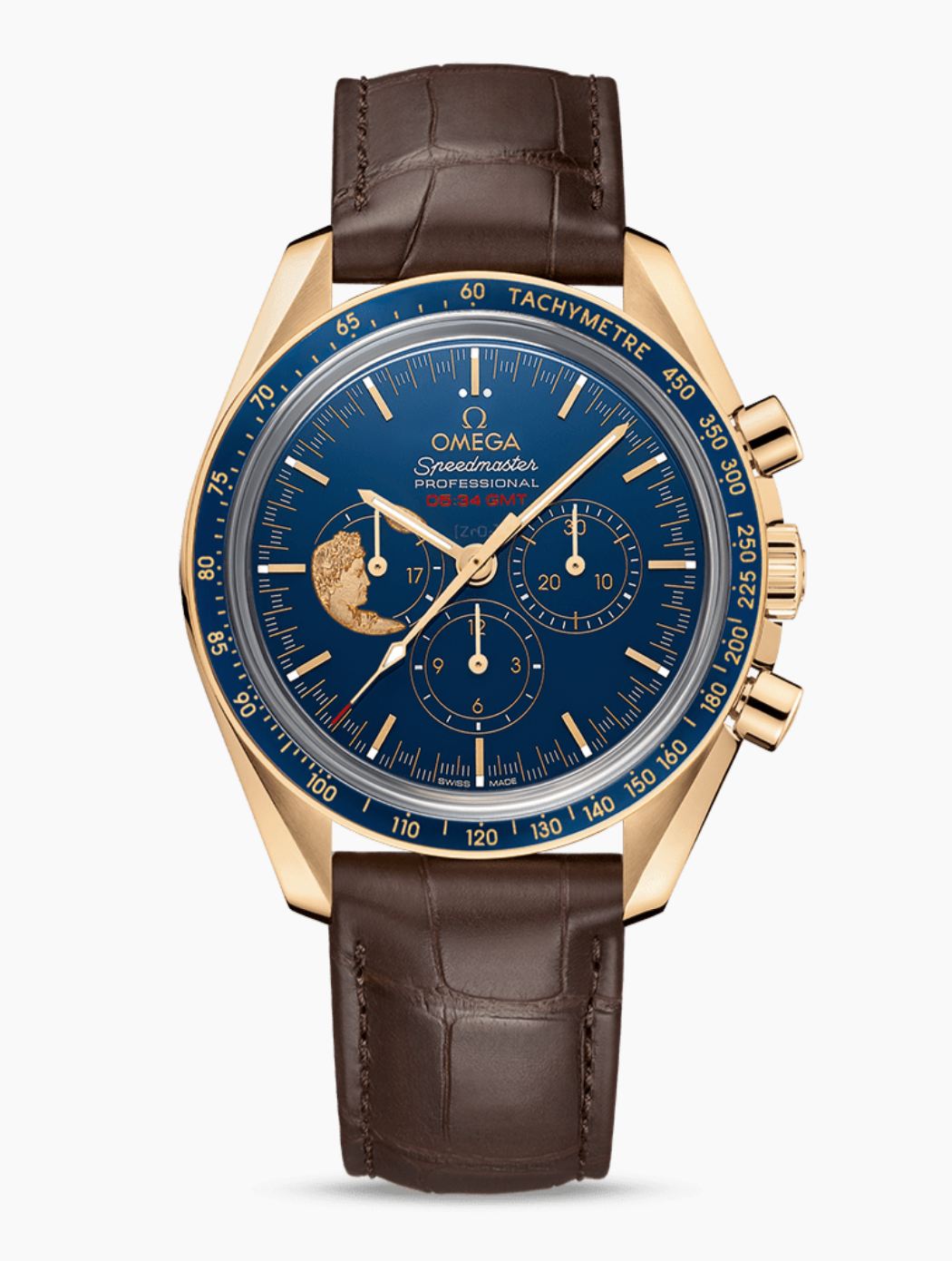 Omega Speedmaster Apollo 17 45th Anniversary Limited Edition 272 piece  311.63.42.30.03.001