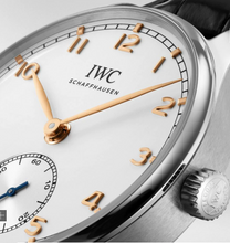 Load image into Gallery viewer, IWC PORTUGIESER AUTOMATIC 40 White IW358303