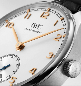 IWC PORTUGIESER AUTOMATIC 40 White IW358303