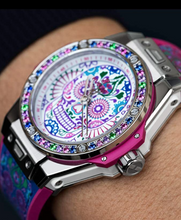 Load image into Gallery viewer, Hublot Big Bang One Click Calavera Catrina 465.SX.2090.VR.1299.MEX18