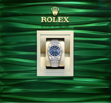 Load image into Gallery viewer, Rolex Datejust 126234 Blue dial on Jubilee