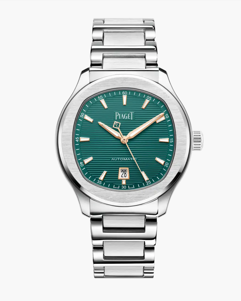 Piaget Polo S Green NOVELTY LIMITED SERIES of 888 Piece