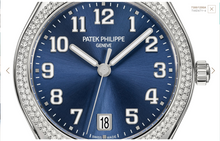 Load image into Gallery viewer, Patek Philippe TWENTY~4 Blue Dial