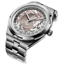 Load image into Gallery viewer, Vacheron Constantin Overseas World Time White Dial Discontinued