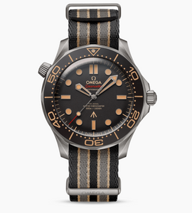 Omega Seamaster Diver 300 M 007 Edition